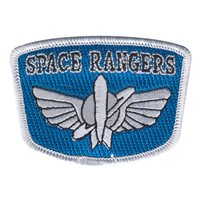 6 AS Space Rangers Patch