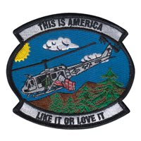 Ft Rucker SUPT-H Class 19-04 Patch