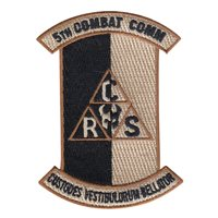 5 CBCSS Patch
