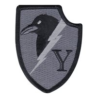 USN Unit 33W Old Crow Patch