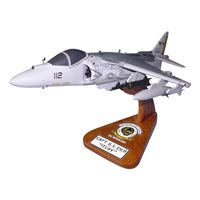 VMA-542 AV-8B Custom Airplane Model