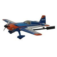 Extra 330 Custom Airplane Model Briefing Stick