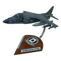 Design Your Own AV-8B Harrier Custom Airplane Model