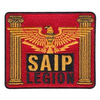 99 FTS SAIP Legion Red Patch