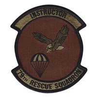 79 RQS Instructor OCP Patch