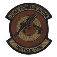 USAF Combat Arms Instructor OCP Patch