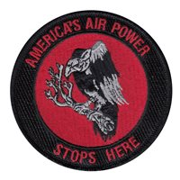 434 FTS Red Devil Patch