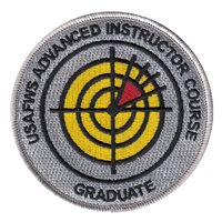 USAF Weapons School AIC Graduate Patch