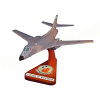 28 BS B-1B Custom Airplane Model