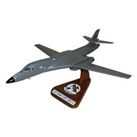 34 BS B-1B Custom Airplane Model