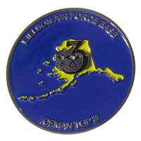 Iceman Top 3 2015 Challenge Coin