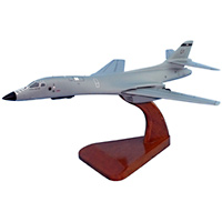 7 OG B-1B Custom Airplane Model