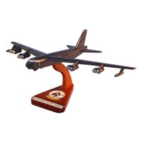 11 BS B-52H Custom Airplane Model