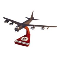 20 BS B-52H Custom Airplane Model