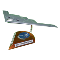 13 BS B-2A Spirit Custom Airplane Model