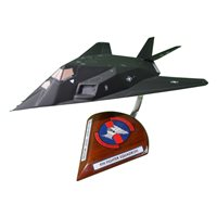 9 FS F-117 Nighthawk Custom Aircraft Model