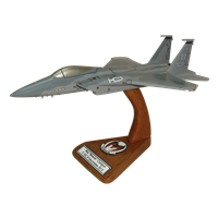 44 FS F-15C Eagle Custom Aircraft Model
