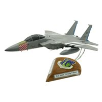 Design Your Own F-15C Eagle Custom Airplane Model