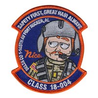 Ft. Rucker 18-004 Patch