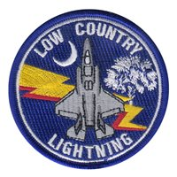 VMFAT-501 Low County Lightning Patch