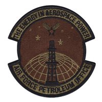 Air Force Petroleum Office OCP Patch