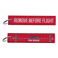 Cincinnati NKY Airport Fire Key Flag