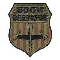 KC-46 Boom Operator OCP Patch