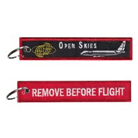 DTRA Open Skies Key Flag