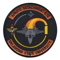 AFROTC Det 670 Oklahoma State University Patch