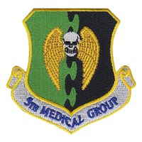 5 MDG Patch