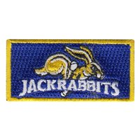 Jack Rabbits Pencil Patch