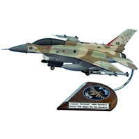 F-16I Israel Custom Aircraft Model