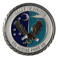 82 APS Chief Challenge Coin
