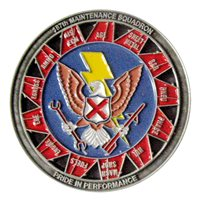 187 MXS Challenge Coin