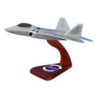 90 FS F-22 Custom Airplane Model