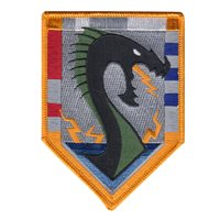 Cheston Chiu Serpent Patch