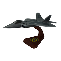 43 FS F-22 Custom Airplane Model