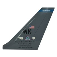 Tanker Directorate KC-46 Airplane Tail Flash
