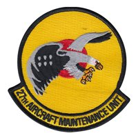 27 AMU Patch