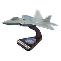 8 FS F-22 Custom Airplane Model