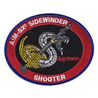 83 FWS AIM-9X Sidewinder Patch
