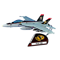 VFA-31 F/A-18E/F Custom Airplane Model