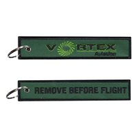 Vortex Aviation Key Flag