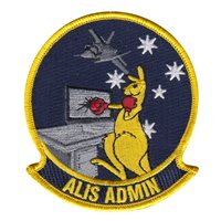 LM F-35 100 Shot Patch