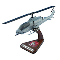 HMLA-467 AH-1W Custom Airplane Model