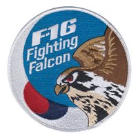 F-16 ROK Fighting Falcon Patch