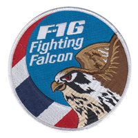 F-16 LM Thailand Fighting Falcon Patch