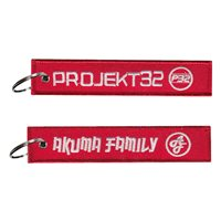 Projekt 32 Akuma Family Key Flag