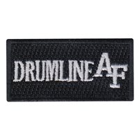 USAFA Drumline Pencil Patch