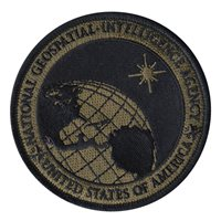 National Geospatial Intelligence Agency OCP Patch